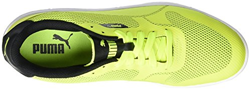 Puma Herren Sneaker Icra Evo Tricks 360481 safety yellow-black Ev1pe
