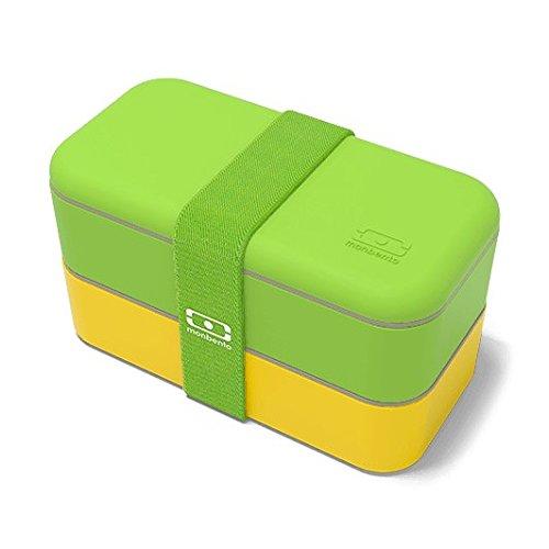 Monbento MB Original Copacabana - The bento box, Lunchbox mit 2 Behältern, Limited Edition