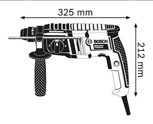 Bosch Professional Bohrhammer im Test: Leistungen und Besonderheiten - 7
