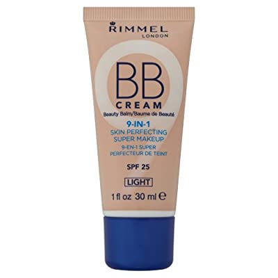 Rimmel BB Cream 9-in-1 Super Makeup, Light from Coty