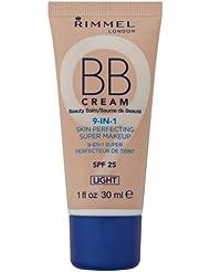 Rimmel BB Cream 9-in-1 Super Makeup, Light