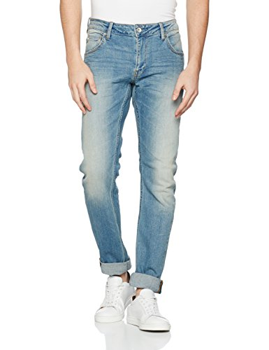 Garcia Herren Tapered Fit Jeans 611/32 Blau (light Washed 2588)