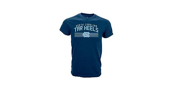 Levelwear NCAA College North Carolina Tar Heels Circular Tee T-Shirt Football Basketball