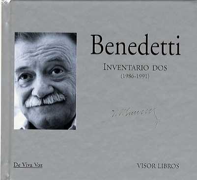 Inventario. Dos: Poesía 1986 - 1991 (Visor de Poesía)