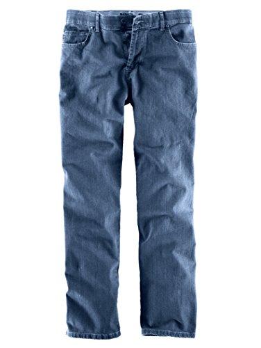 Herren Jeans in Stretch-Qualität Elastisch/Stretchanteil by BABISTA Hellblau