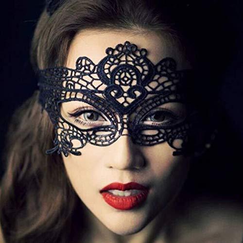 Zorro Kostüm Sexy - Lionina Exquisite Sexy Spitzen-Maske, Halloween-Maske, Maskenball, für Damen, Party, Catwoman, Kostüm, Tanzen, Abendparty, Augenmaske, Katze, Halloween, Kostüm, Wie abgebildet, 1