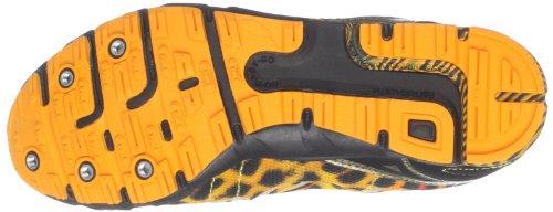 BROOKS Mach 13 Scarpa da Track Donna Nero/Arancione