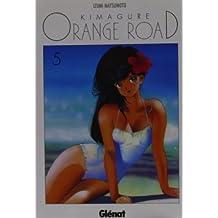 Pack Edt: Kimagure Orange Road (Volumenes 1 - 5) (M.Major - Piscologia)