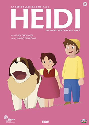 Heidi la Serie TV Box 1 Remastered