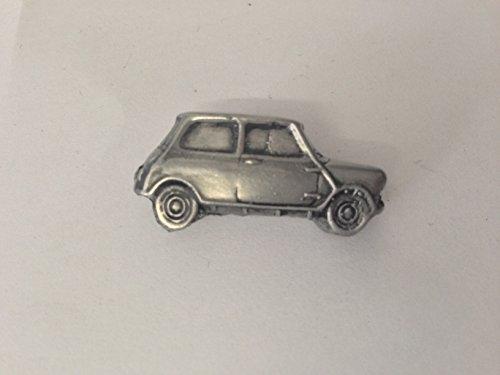 morris-mini-cooper-mk1-3d-pin-badge-car-pewter-effect-pin-badge-ref144