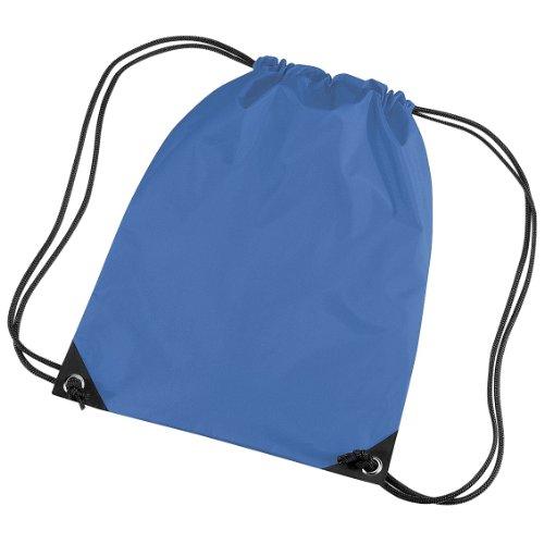 Bagbase Premium Turn Sack Wasser abweisend (11 Liter) Saphirblau