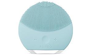 FOREO LUNA Mini 2 - Cepillo Limpiador Facial Sónico, ...