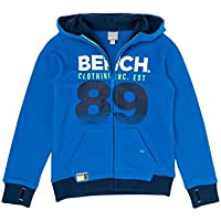 Bench Jungen Sweatjacke Graphic Zip Thro Sweat