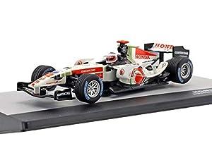 Promocar PRO10629 - Coche en Miniatura de colección, Color Blanco y Rojo