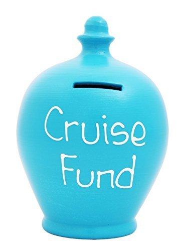 Hucha romper - Terramundi Hucha -azul claro Cruise