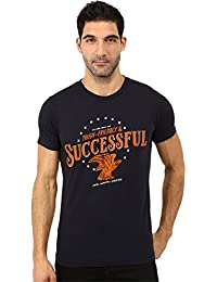 Tee Shirt Diesel T-Successful 81E Bleu