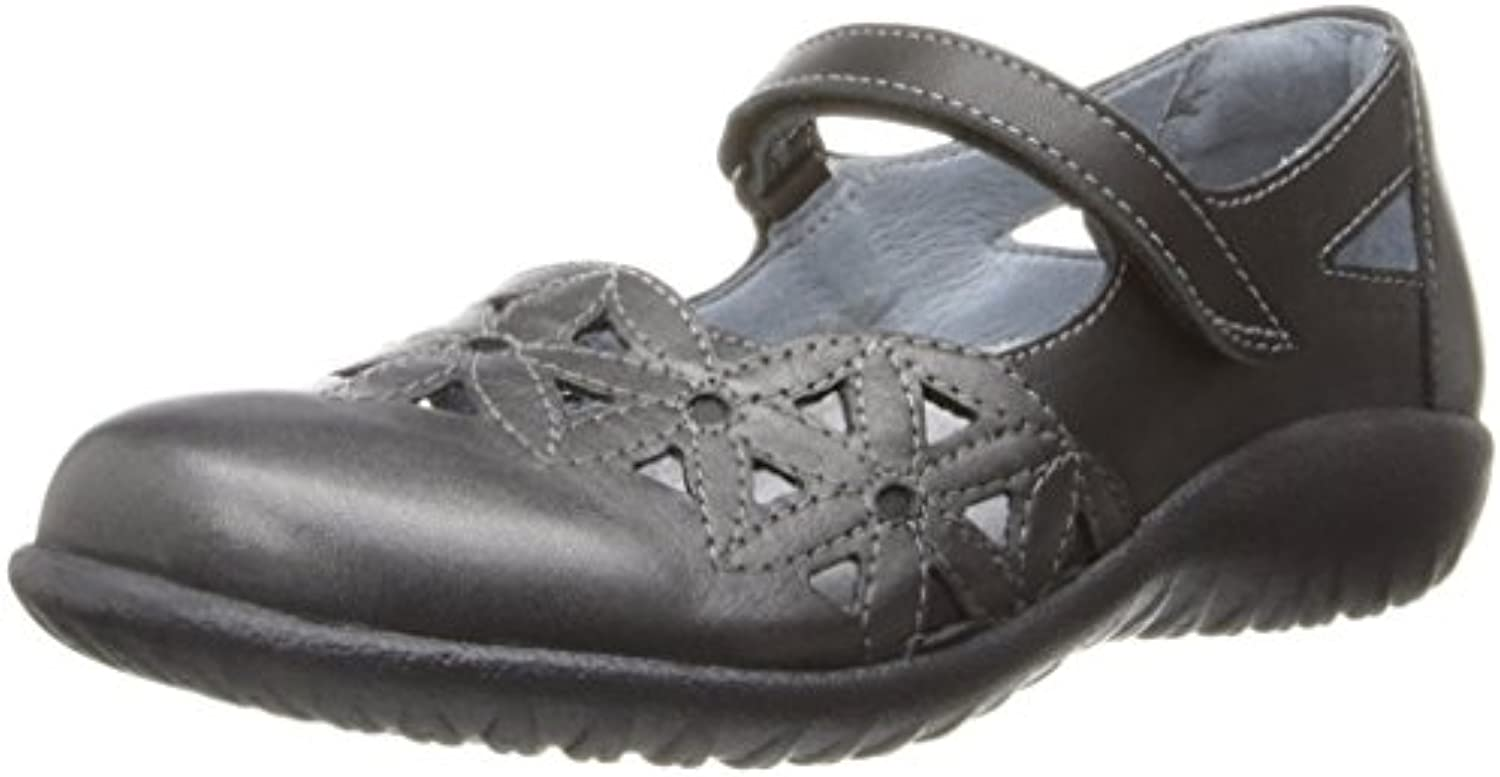 Naot - Merceditas para mujer negro Metallic Black UK / US / EU womens