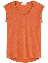Promod Leinen-T-Shirt