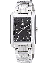 Cerruti 1881 Damen-Armbanduhr FIRENZE Analog Quarz Edelstahl CRB041N221C