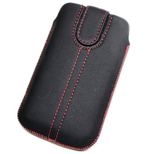 Schutzhülle, Weise Leder XL für LG Lucid2VS870