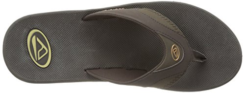 Reef Fanning, Tongs homme Marron (Brown/Gum)