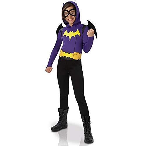 7s–Kostüm Klassische Batgirl Superhero Girls ()