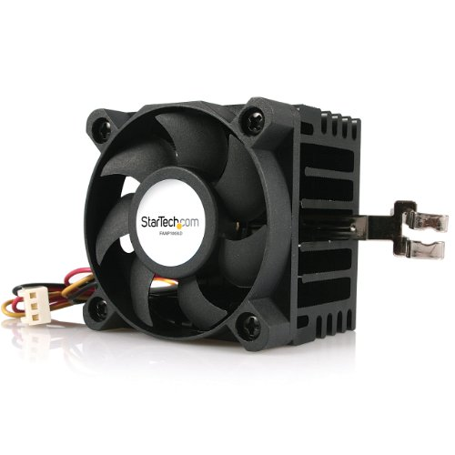 StarTech 50x41mm Socket 7/370 CPU Cooler Fan w/ Heatsink and TX3 and LP4 lowest price