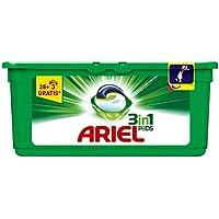 Ariel - Lessive standard en capsules- 28 + 3lavages