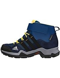adidas Brushwood Mid Cf Cp K, Zapatillas de Senderismo para Niños