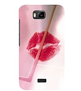 """NIRANG High Quality Printed Desinger Back Case Cover For """"Huawei Honor Bee"""""""