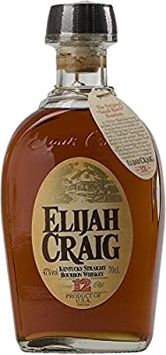 Elijah Craig 12 Years Kentucky Bourbon Whiskey (1 x 0.7 l)