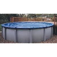 Swimline S28RD 28 'inverno rotonda piscina fuori terra blu della copertura
