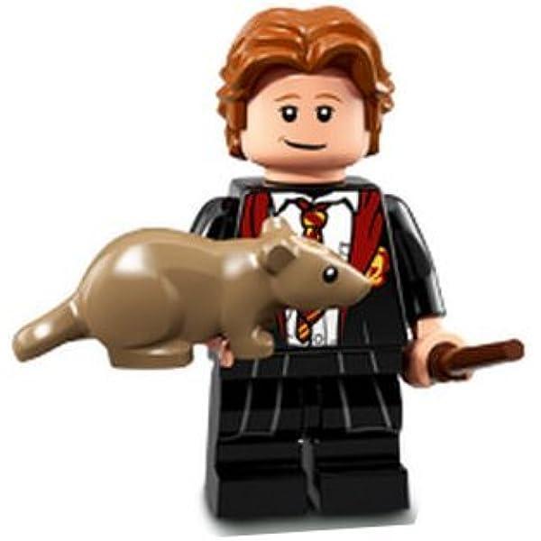LEGO Harry Potter Series 1 - Ron Weasley con túnica Escolar ...