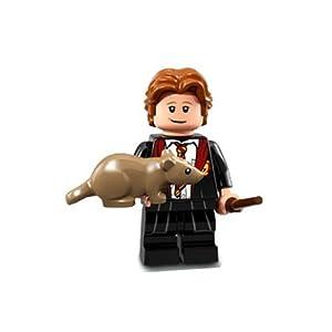 LEGO Harry Potter Series 1 - Ron Weasley con túnica Escolar Minifigura (03/22) 33