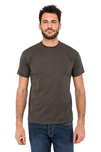 Fruit of the Loom Herren T-Shirt Valueweight T Grau (Grey GL)