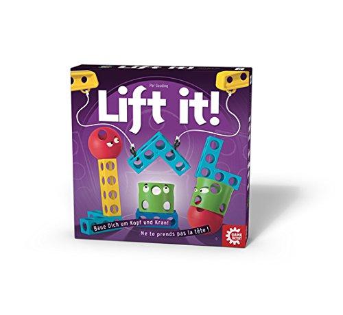 Game Factory 76137–Lift it multilingüe  Sociedad parte