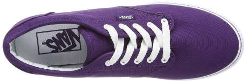 Vans - Sneaker W Atwood Basse, Donna Viola (violet (raisin / Blanc))