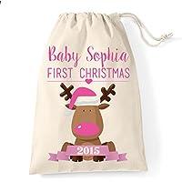 Baby first Christmas-Christmas Direct-Sacco di Babbo Natale