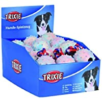 Trixie Natural Rubber Ball on a Rope Dog Toy