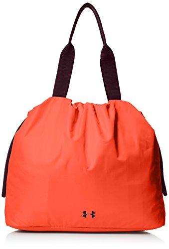 Under Armour Damen UA Favorite Graphic Tote Tasche, Neon Coral, OSFA - Große Neon Tote Taschen