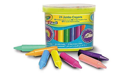Crayola 02.0784 - 24 Jumbo