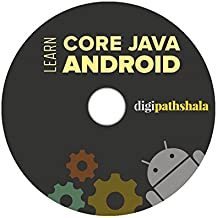 Digi Pathshala Learn Core Java and Android App Development DVD Video Lecture (13 hours of content, 140+ Lectures, with Java Project)