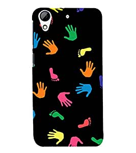A2ZXSERIES Designer Back Case Cover for HTC Desire 728G
