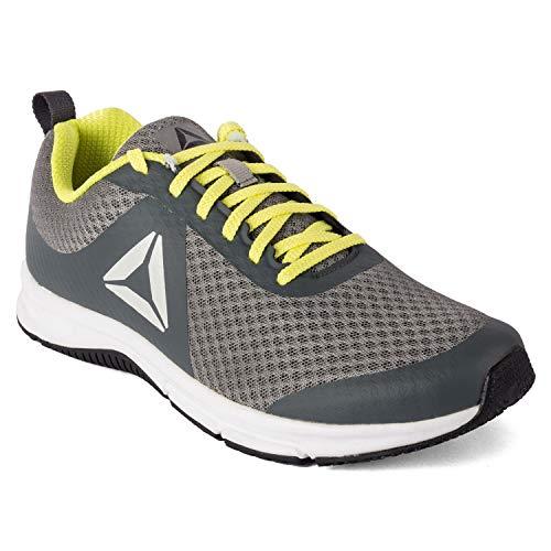 Reebok Men's RBK Stability Pro Lp FLA Gre/Trugr7/None Running Shoes-8 UK (42 EU) (9 US) (EG4437)