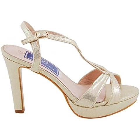 Benavente - Zapatos de fiesta dorado - Benavente