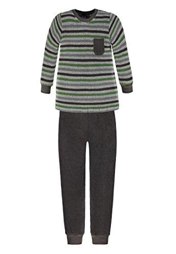 Kanz Jungen Zweiteiliger Schlafanzug Lang, Mehrfarbig (y/d Stripe 0001), 98