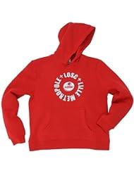 LOSC Sweat-shirt Logo Sweat à capuche mixte enfant