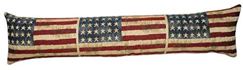 sterne-und-streifen-usa-american-flag-qualitat-zugluftstopper-aus-belgischer-tapisserie-nackenrolle-