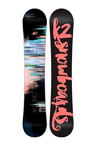 K2 first lite snow board, donna, first lite, multicolore, 150 cm