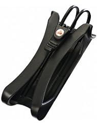 Halter für Trelock-Faltschloss FS 455 ZC 401 schwarz